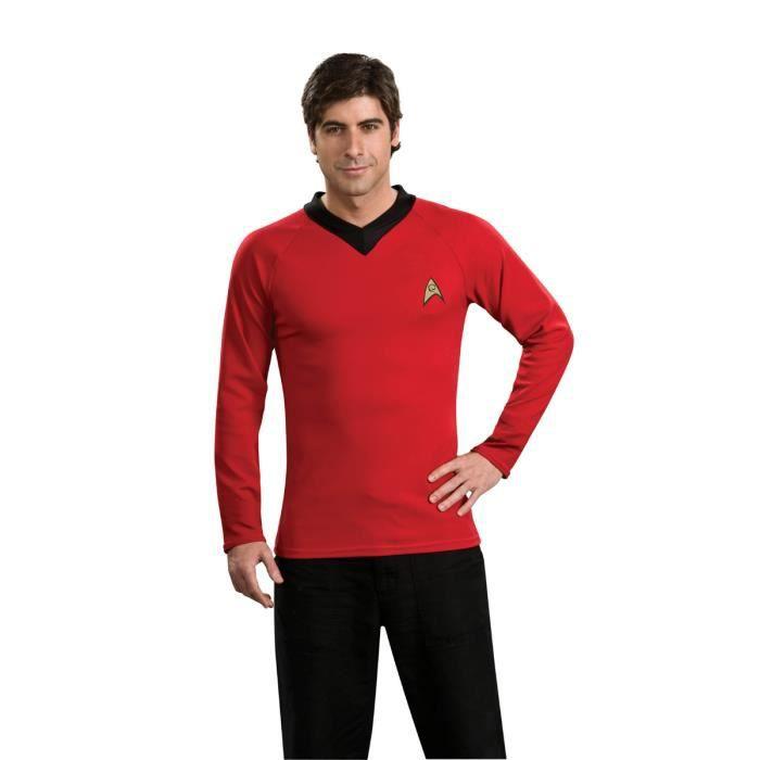 tee shirt scotty star trek c achat vente d guisement panoplie tee shirt scotty star. Black Bedroom Furniture Sets. Home Design Ideas