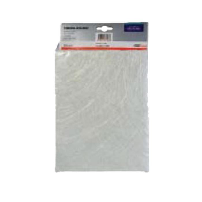 Mat de verre yachtcare 300g m2 1m2 achat vente laine for Achat laine de verre