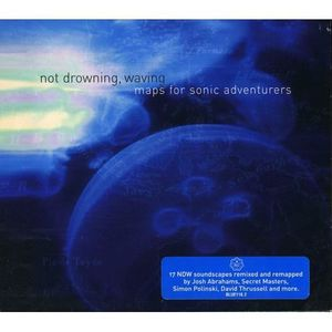 CD POP ROCK - INDÉ Not Drowning Waving - Maps for Sonic Adventurers