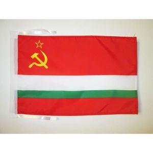 DRAPEAU DÉCORATIF Drapeau République socialiste soviétique du Tadjik