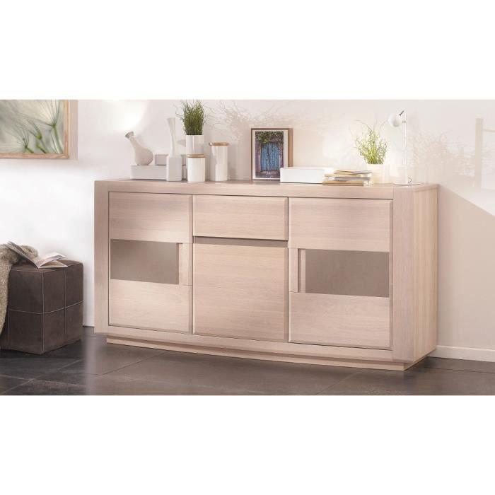 enfilade 3 portes bois massif ottawa achat vente. Black Bedroom Furniture Sets. Home Design Ideas