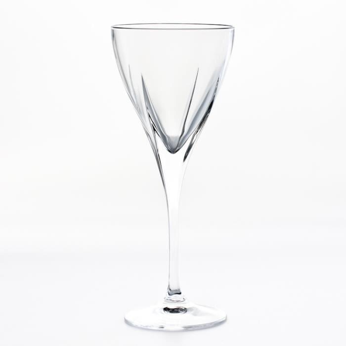 verre a pied lot de 2