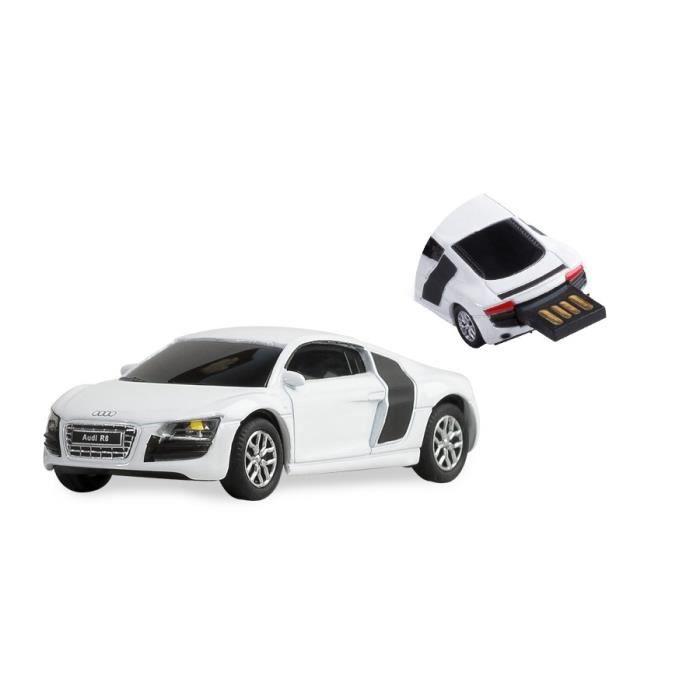 autodrive audi r8 8 go cl usb flash drive 2 0 prix pas cher cdiscount. Black Bedroom Furniture Sets. Home Design Ideas