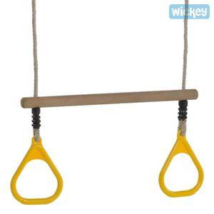 trapeze pour portique en bois achat vente jeux et jouets pas chers. Black Bedroom Furniture Sets. Home Design Ideas