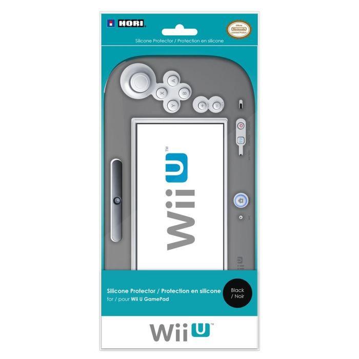 HOUSSE DE TRANSPORT PROTECTION SILICONE / Accessoire Wii U