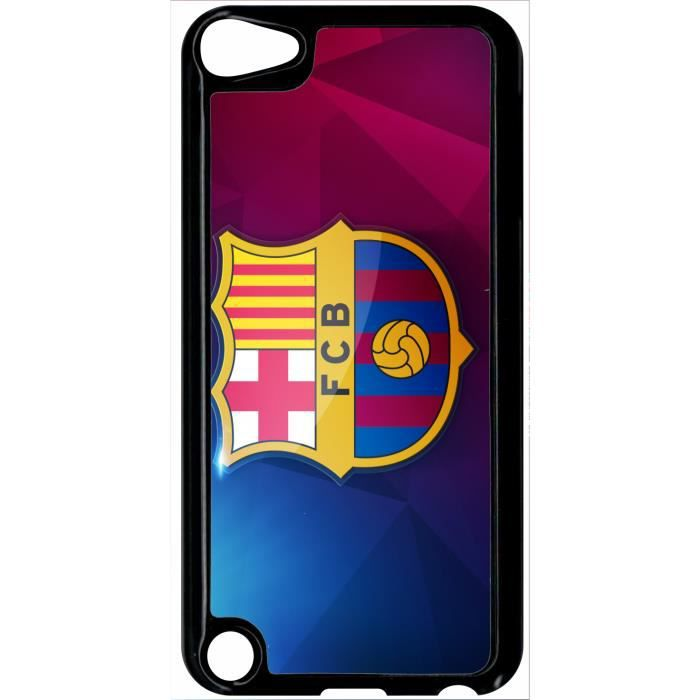 coque ipod touch 5 football club barcelone barca achat. Black Bedroom Furniture Sets. Home Design Ideas