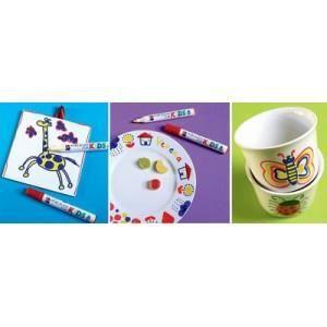 Marabu marqueur pour porcelaine 39 porcelain for achat vente marqueur - Stylo pour porcelaine ...