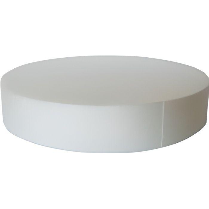 disque en polystyr ne 20cm paisseur 4 cm achat vente. Black Bedroom Furniture Sets. Home Design Ideas
