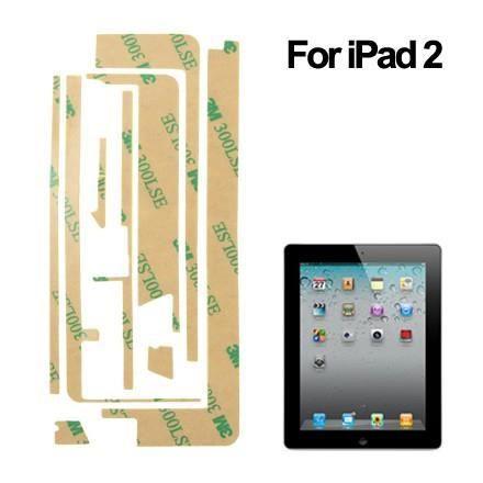 kit adh sifs double face pour cran tactile ipad2 achat nettoyage t l phone pas cher avis et. Black Bedroom Furniture Sets. Home Design Ideas