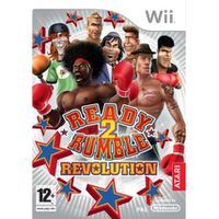 JEUX WII Ready 2 Rumble / Jeu console Wii