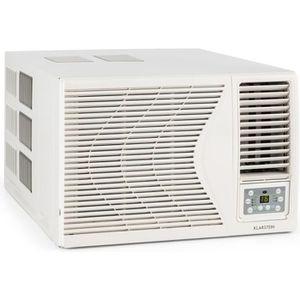Pompe chaleur climatiseur fixe klarstein achat for Climatiseur de fenetre carrier