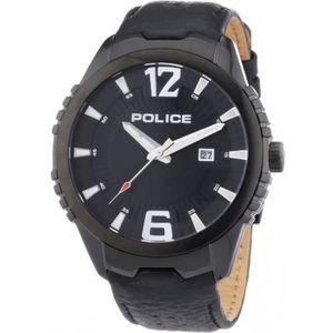 MONTRE Police 13595JSB-02 Montre Homme Analogique