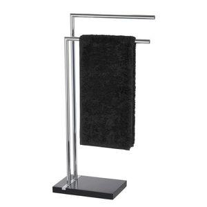 Porte-serviettes et porte-vêtements Noble Black…