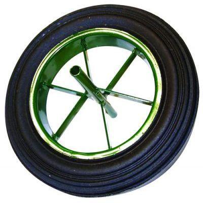roue pleine de 400 pour brouette 90 l axe de 20 lo achat vente brouette cdiscount. Black Bedroom Furniture Sets. Home Design Ideas
