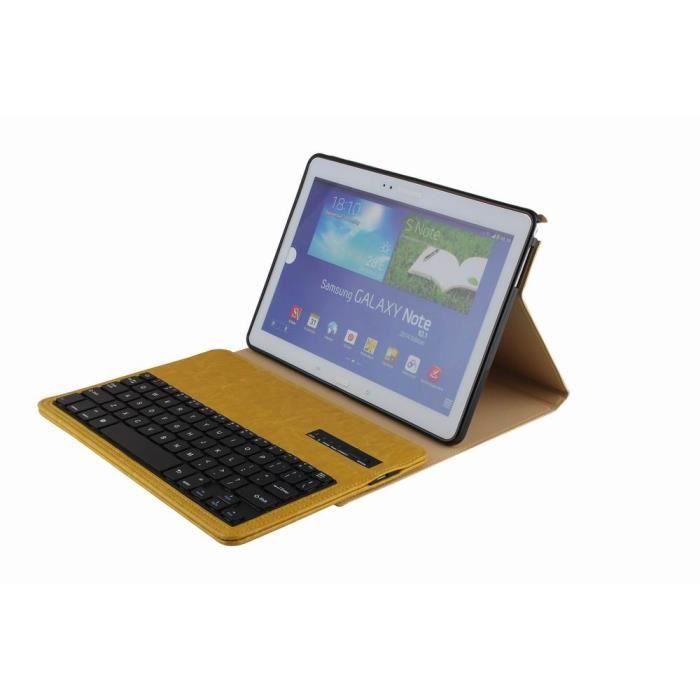le clavier est en format qwerty tui tr s l gant luxe et. Black Bedroom Furniture Sets. Home Design Ideas