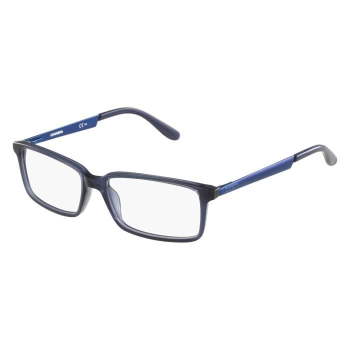 bijouterie montures de lunettes vue carrera ca  pb bleu f car