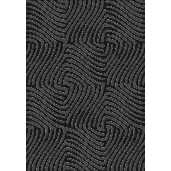 tapis salon studioline noir carr universol achat vente tapis cdiscount. Black Bedroom Furniture Sets. Home Design Ideas