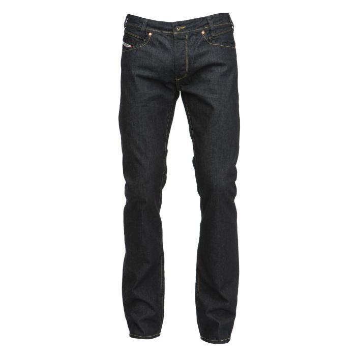 diesel jean iakop homme noir achat vente jeans diesel jean homme cdiscount. Black Bedroom Furniture Sets. Home Design Ideas