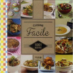 livre de cuisine 1001 recette achat vente livre de cuisine 1001 recette pas cher soldes. Black Bedroom Furniture Sets. Home Design Ideas