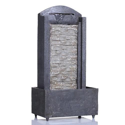 Fontaine d 39 int rieur zen mur achat vente fontaine for Fontaine interieur zen