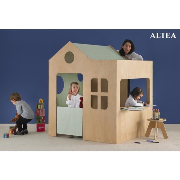 cabane int rieur enfant altea achat vente maisonnette ext rieure cdiscount. Black Bedroom Furniture Sets. Home Design Ideas