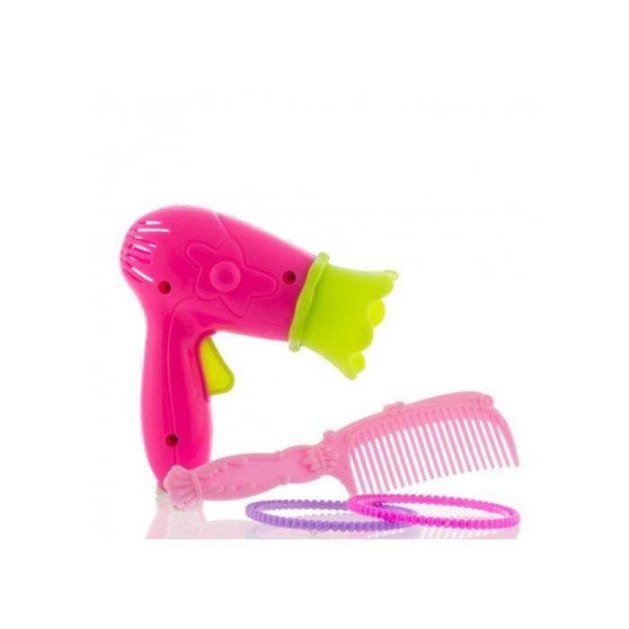 Salon de coiffure poup e pour enfant achat vente for Accessoire pour salon de coiffure