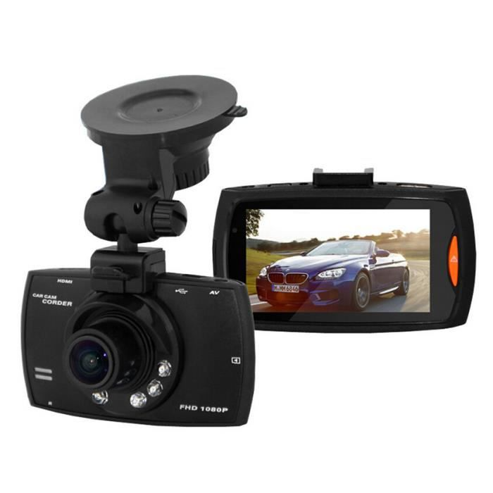 2 7 170 degr grand angle g30 full hd 1080p voiture dvr for Camera de voiture vision grand angle fineshot