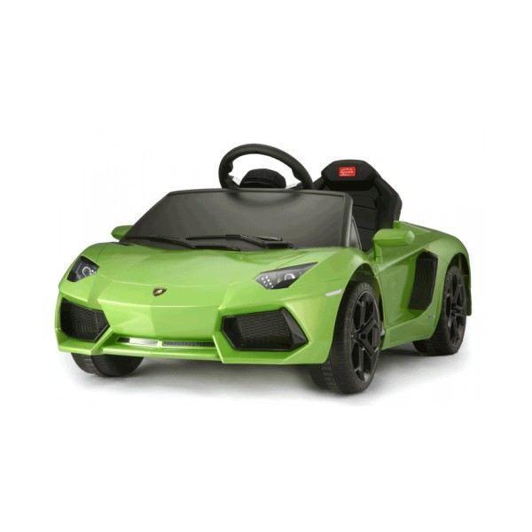 voiture lectrique lamborghini vert lp700 4 achat vente voiture enfant cdiscount. Black Bedroom Furniture Sets. Home Design Ideas