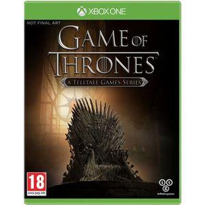 JEU XBOX ONE NOUVEAUTÉ Games Of Thrones Saison 1 Jeu Xbox One