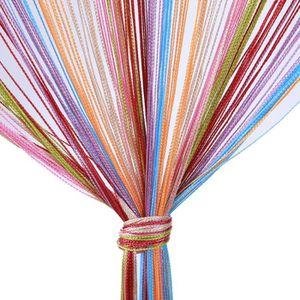 Rideau de porte en plastique achat vente rideau de - Rideau de porte exterieur plastique ...