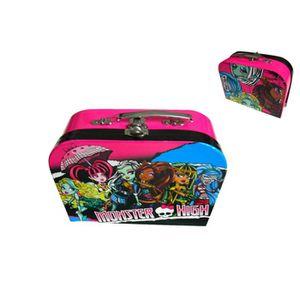 VALISE - BAGAGE Valise Monster High Arrondie