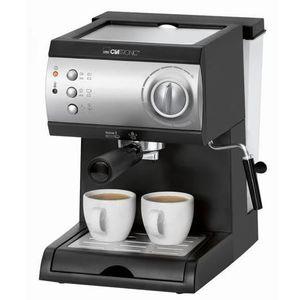 MACHINE À EXPRESSO CLATRONIC ES 3584 Machine à expresso et capuccino