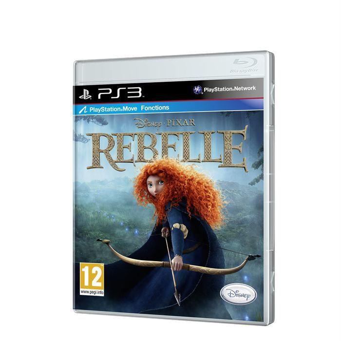 rebelle jeu ps3 achat vente jeu ps3 rebelle jeu console ps3 cdiscount. Black Bedroom Furniture Sets. Home Design Ideas