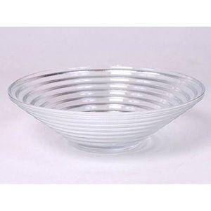 Coupe en verre achat vente coupe en verre pas cher - Coupe en verre sur pied centre de table ...