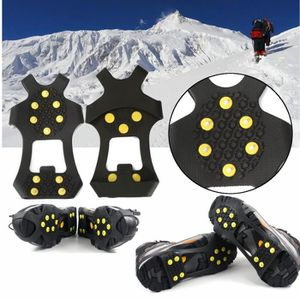 CRAMPON POUR GLACE NEUFU Crampons Chaussures Bottes Neige Marche Rand