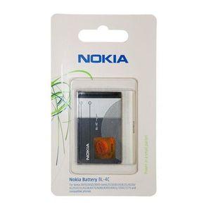 Batterie téléphone Originale Batterie Blister NOKIA BL 4C POUR NOKIA