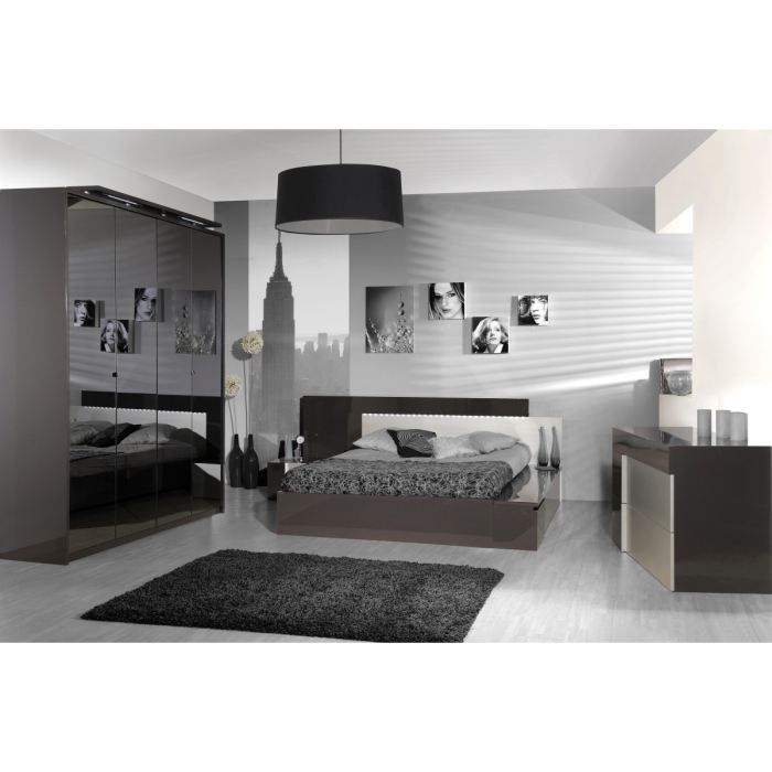 lits 140 cm achat vente lits 140 cm pas cher cdiscount. Black Bedroom Furniture Sets. Home Design Ideas