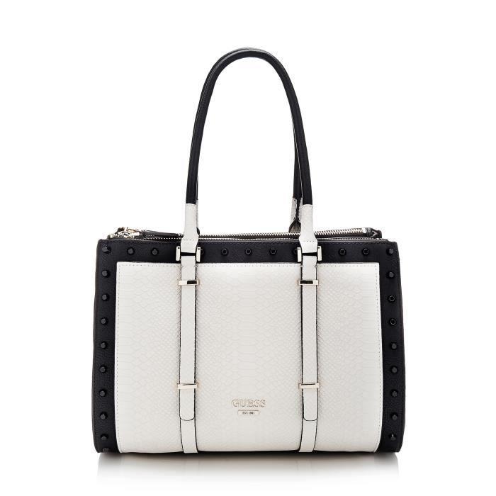 Sac A Main Blanc Pochette : Guess sac ? main pochette femmes ligne basel couleur