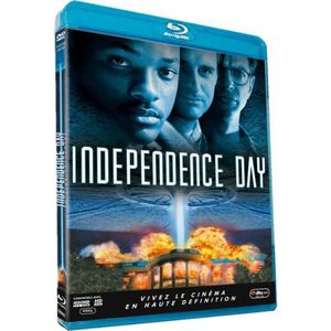 DVD FILM Blu-Ray Independence day