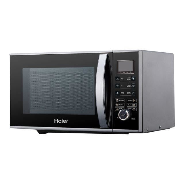 haier hgn 2390hemgs four micro ondes et grill 23lt achat vente micro ondes cdiscount. Black Bedroom Furniture Sets. Home Design Ideas