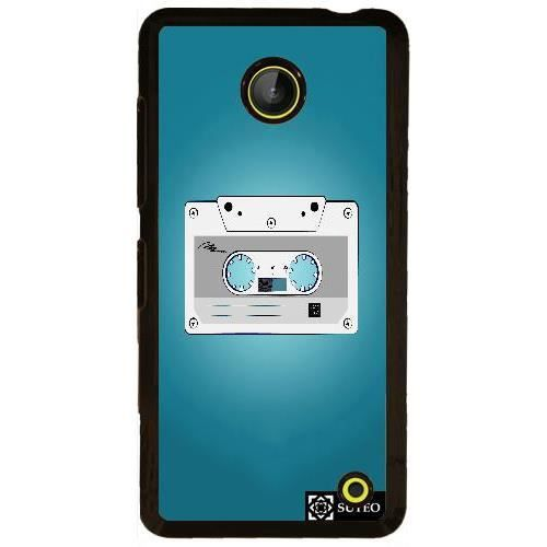 coque nokia lumia 630 cassette audio 1344 achat coque bumper pas cher avis et meilleur. Black Bedroom Furniture Sets. Home Design Ideas