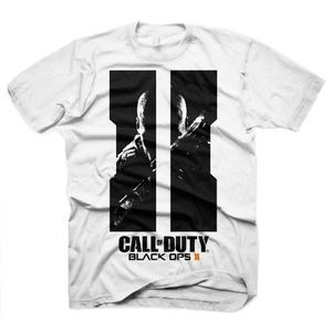 T-SHIRT T-SHIRT 'CALL OF DUTY : BLACK OPS 2' - NUMBER I…