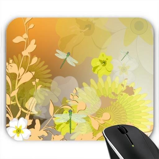 tapis de souris magnifique fleur prix pas cher cdiscount. Black Bedroom Furniture Sets. Home Design Ideas
