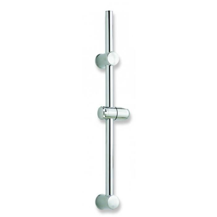 Barre de douche fixation ajustable speciale renova achat vente colonne de douche barre de - Fixation barre de douche ...