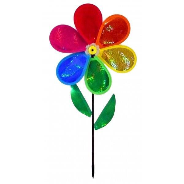 Moulin vent fleur brillante achat vente girouette for Moulin a vent decoration jardin