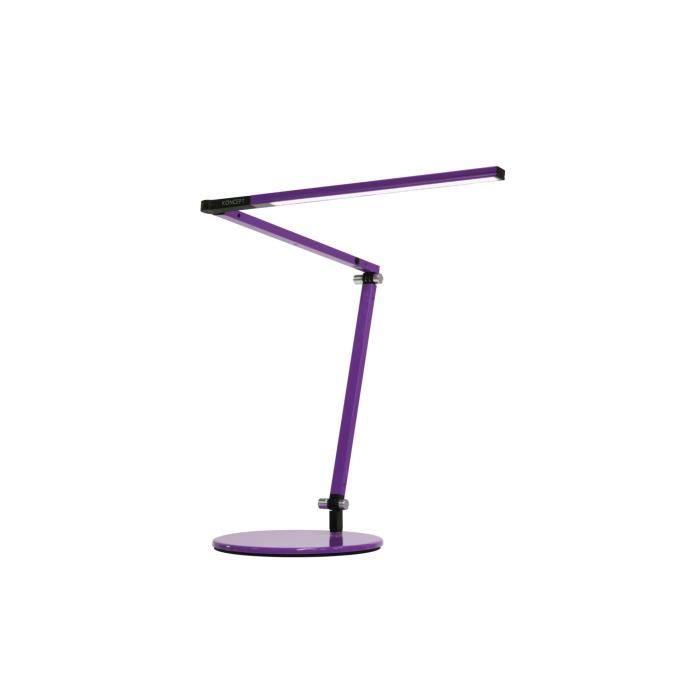 Koncept Z Bar Mini Lampe De Bureau 28 Led Violet Achat