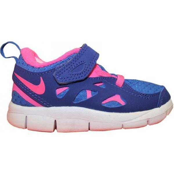 BASKET Nike Free Run 2 (TD) Bleu