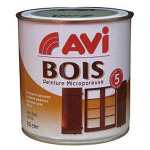 Peinture avi achat vente peinture avi pas cher cdiscount for Peinture vernis bois