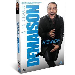 DVD SPECTACLE DVD François-Xavier Demaison - Demaison s'évade...