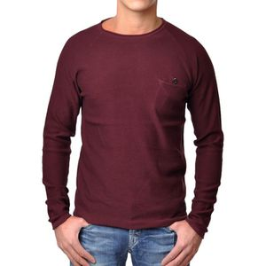 PULL Pull Homme Bordeaux Brycen...